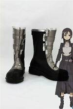 Sword Art Online Phantom Bullet Kirigaya Kazuto Cosplay Schuhe Costume Shoes Neu