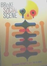 BROKEN SOCIAL SCENE FILLMORE POSTER Original BILL GRAHAM BGF1115 Dan Stiles