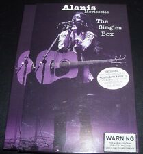 Alanis Morissette (Australia) The Singles Box Set 5 CD Numbered 09846