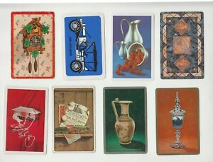 GA58 genuine playing  Cards mixture of treasures