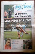 La voix des sports 21/04/2003; Vinokourov remporte l'Amstel Gold Race/ Pétanque