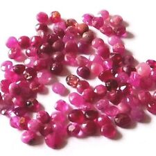 Moderate Excellent Cut Loose Rubies