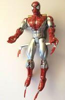 "Toy Biz Spider Man 7"" Action Figure Marvel 1998 Shape Shifters"