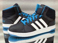 ADIDAS VLHOOPS MID Neo F38433 Training-Laufschuhe Sneaker Dunkel Blau Neu