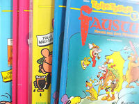 Auswahl = TOLLE TYPEN 1 - 11 Softcover  ( Ehapa 1983 - 1985 )