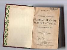nuevo vocabulario ilustrado italiano-francés-lengua-ital - a. cargado