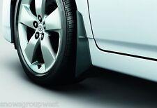 Genuine Toyota Prius Front Mudflaps Set New Accessory OE 2009> PZ416-G0960-00
