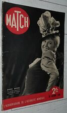 MATCH 20/10 1938 LIGNE MAGINOT ELECTION PRESIDENT SALAIRE SPORTIFS BRIAND L.WALK