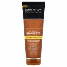 JOHN FRIEDA Brilliant Brunette Visibly Brighter Lightening Conditoner, 250ml