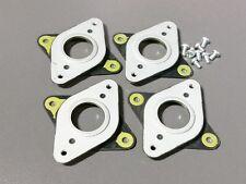 4 Metal Rubber Dampers Mounts for Nema 17 Stepper Motor 3D Printer RepRap Prusa