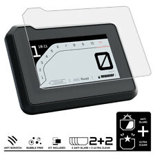 Screen Protector for KTM 1290 SUPER DUKE R 2020- 2 x Anti Glare & 2 x Clear