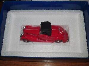Matchbox Dinky Collection Dy-s 17 1939 Triumph Dolomite