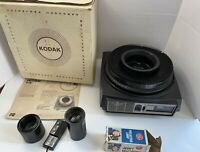 Kodak Carousel 760 Slide Projector W/Remote (See description for issues)