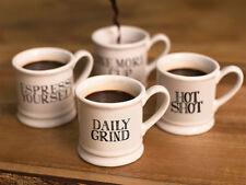 Creative Tops Bake Stir It up Set Of4 Espresso Mugs