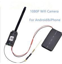 1080P WIFI Spy Hidden Cam Module Recorder Security Surveillance Android/IOS