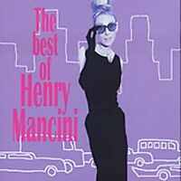 Henry Mancini (Orch.) Best of (24 tracks, 1997) [CD]