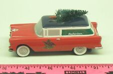 Toy Vehicle ~ Season's Greeting Budweiser car