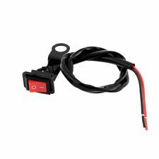 Moto Precableado LED Faro delantero EN/interruptor de apagado