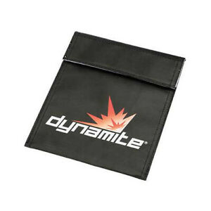 NEW Dynamite Protection Bag LiPo Battery Charge / Sack Large DYN1405