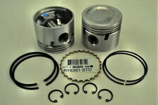 Triumph Spitfire 1500 1973-1980  Piston Set of (4) with Rings +.020 Oversize
