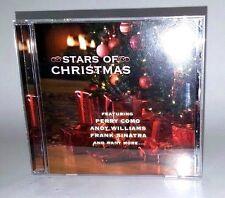 RARE 2009 Stars Of Christmas DC, Sinatra, Como, Lanza, Damone, Nabors much more