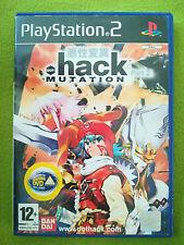 DOT HACK MUTATION PART. 2 - jeu complet playstation 2 - PS2 - PAL