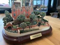Disney World Limited Olszewski Haunted Mansion Light Up Figure unused rare