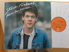 STEVE FORBERT LP: ALIVE ON ARRIVAL (HOLLAND; Epic ‎– EPC 83308)