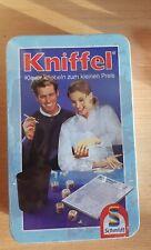 Schmidt Spiele Kniffel Mitbringspiel in der Metalldose