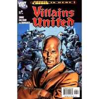 Villains United #6 in Near Mint + condition. DC comics [*7j]