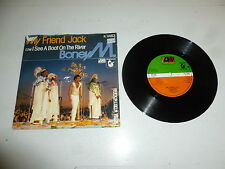 "BONEY M - My Friend Jack - 1980 UK 2-track 7"" vinyl single"