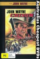 Chisum DVD NEW, FREE POSTAGE WITHIN AUSTRALIA REGION ALL