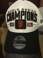 MLB San Francisco Giants 2014 World Series Championship Locker Room Cap One  Size White c135af53f12b