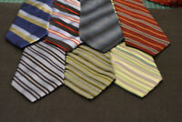 Lot of 7 EXPRESS Neckties - incredibly cheap price! Grab it! E5