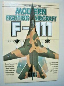 F-111: Modern Fighting Aircraft   Aviation Fact File