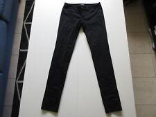 Women's BARDOT Sz 8 AU Denim Skinny Jeans Black ExCon Cotton | 3+ Extra 10% Off