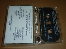 POLVO Today's Active Lifestyles CASSETTE TAPE indie rock PROMO noise rock 1993