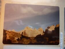 1978 35mm Prints (6) Western United States Mountains, Lakes, & Seascapes-Random