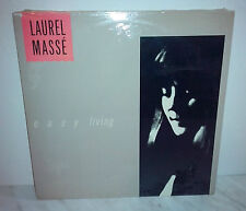 LP LAUREL MASSE' - EASY LIVING - USA PRESS