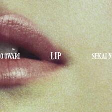 Sekai No Owari - Lip J-Pop  SONY MUSIC 2019 Sealed New