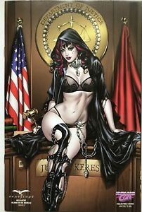 Zenescope Grimm Fairy Tales Red Agent Island Of Doctor Moreau #3 LE 350 NM