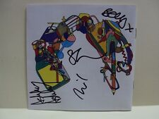 TUNNG: GOOD ARROWS – CD, HAND SIGNED / AUTOGRAPHED / AUTOGRAPH