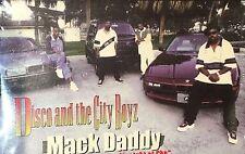 Disco & The City Boyz - Mack Daddy 1996 Barry DuFae Total Kaos Florida G-Rap