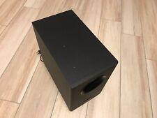 Canton Subwoofer AS 85 CX, Aktiv, schwarz, Bass powered, gebraucht