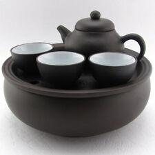 Purple Porcelain Tea Pot Cups Tea Tray Teaboard Travel Gongfu Teaware Tp082