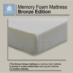 Kayflex BronzeFlex Memory Foam Mattress Small Single, Double King