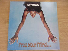 FUNKADELIC free your mind and your ass will... RARE ITALY LP Orig.'71 MINTY !!