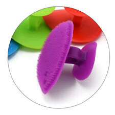 Silicone Wash Pad Face Exfoliating Blackhead Cleansing Brush Beauty Tool
