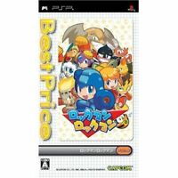 Used PSP Capcom Rockman Rockman SONY PLAYSTATION JAPAN IMPORT
