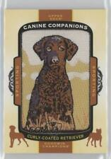 2017 Upper Deck Goodwin Champions Canine Companions Curly Coated Retriever #Cc13